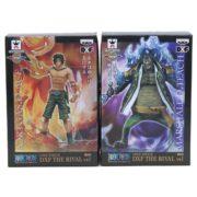 Figurines Ace et Barbe noire 4